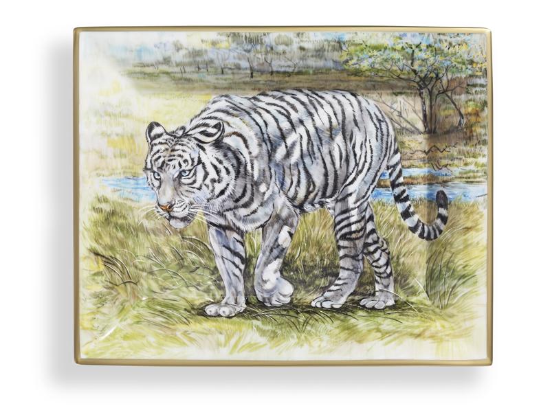 Vide poche Tigre du Bengale